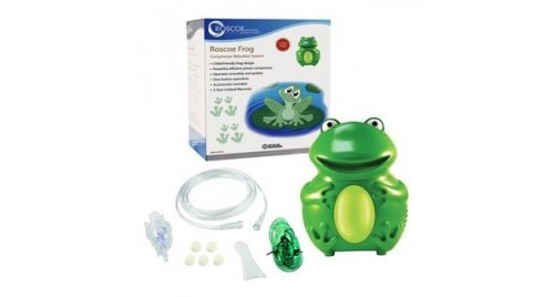 Nebulizador pediatrico 50000 Ranita Roscoe Medical